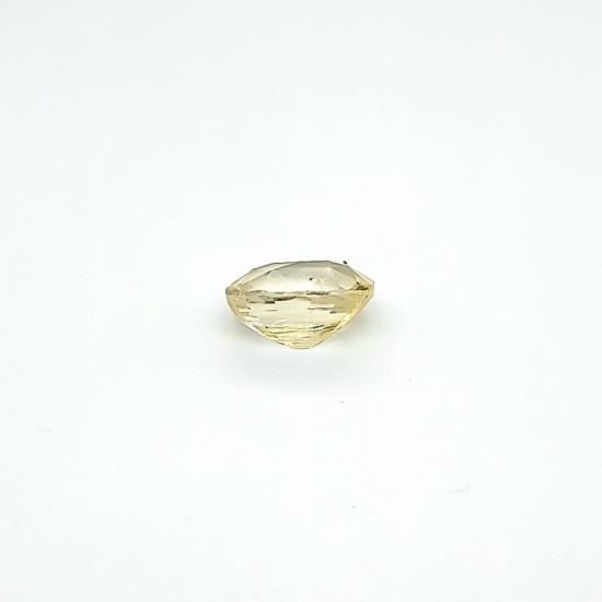 Yellow Sapphire (Pukhraj) 5.53 Ct Best Quality